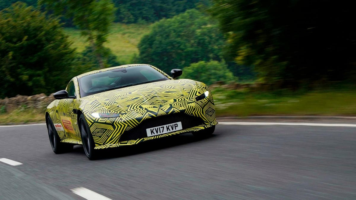 Aston Martin Is Finally Going To Build James Bonds DB As The Next - Build your own aston martin