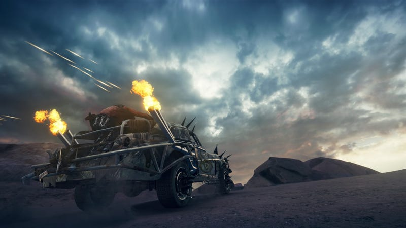 Illustration for article titled Here Are My Best Mad Max Screenshots. Show Us Yours.