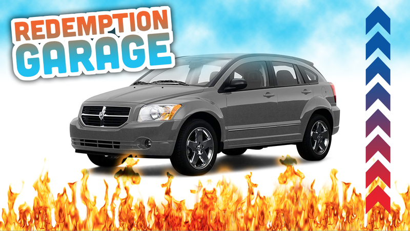 Illustration for article titled The Dodge Caliber: Is It So Bad That It's Now Good?