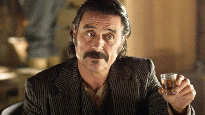 Illustration for article titled Ian McShane to join those loopyAmerican Horror Story cocksuckers