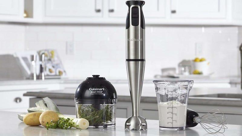 Cuisinart Smart Stick Blender   $30   Amazon