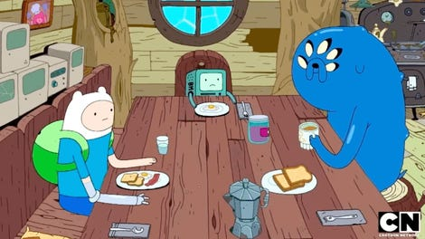 adventure time s finale is the beginning of something new