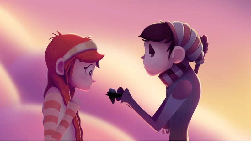 Illustration for article titled Life and Death Are Hipsters in Love in This Short Film