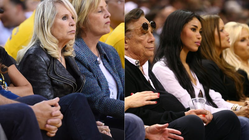 Illustration for article titled The Women in Donald Sterling's Life Ended Up Ruining Him
