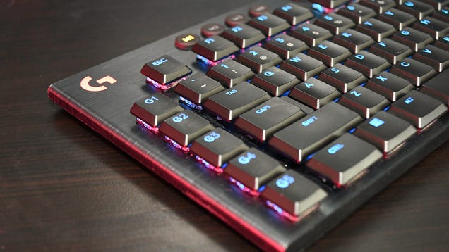 I Love My Logitech G915 Keyboard, and I d Love It Even More Were It Not for the Software