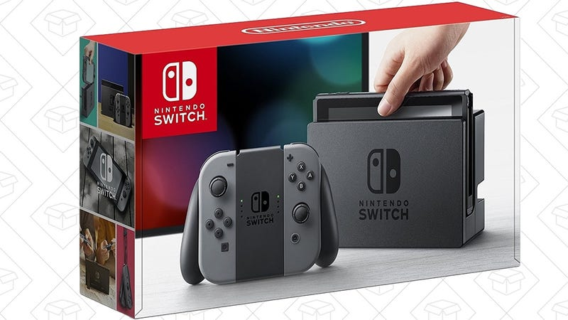 Nintendo Switch, $300 for Prime Members