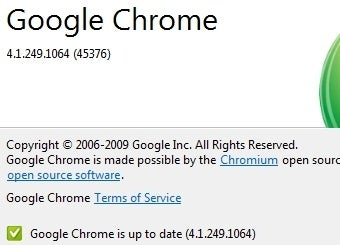 Illustration for article titled Chrome Stable Update Fixes Three High-Priority Security Issues