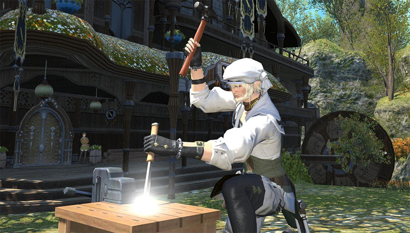 Illustration for article titled Square Enix Suspends Final Fantasy XIV Mac Sales, Offers Refunds