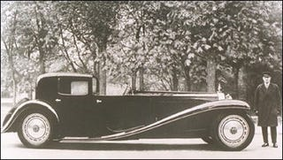 Illustration for article titled Bugatti Type 41 Royale