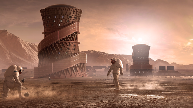 Congress Is Getting Serious About Sending Humans to Mars in 2033