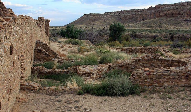 Cañón del Chaco. Wikimedia Commons
