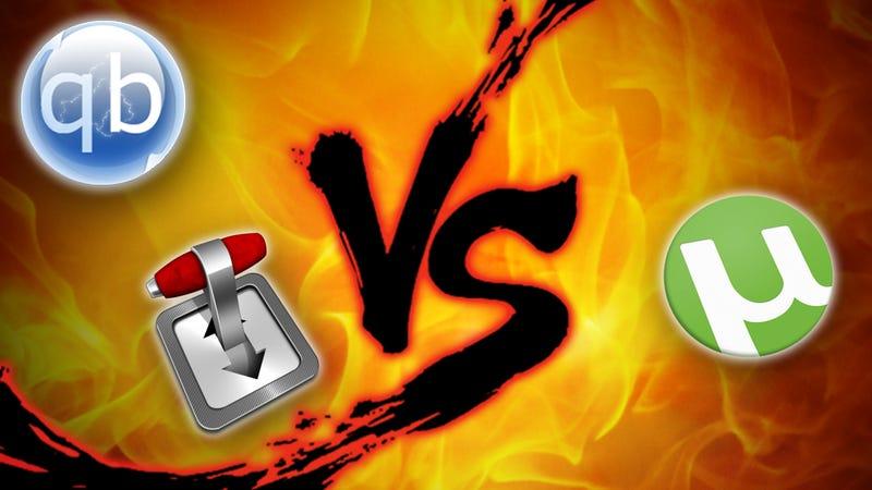 Illustration for article titled Torrenting Showdown: Transmission vs qBitorrent vsµTorrent