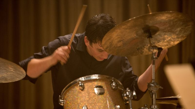 Illustration for article titled Sundance 2014, Day One: Whiplash opens the fest with a bang (of the drum)