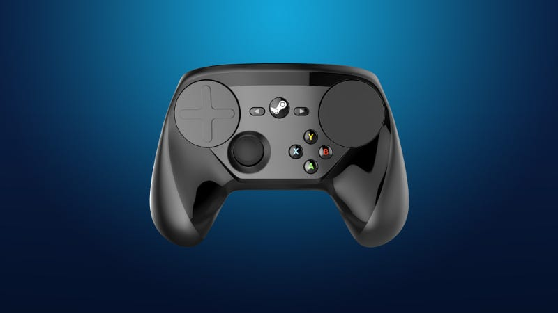 Illustration for article titled The Steam Controller Can Also Do Motion Control
