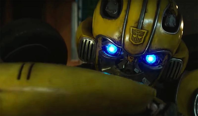 Illustration for article titled Primer tráiler de Bumblebee: tras cinco películas horribles, la saga Transformers por fin da en el clavo