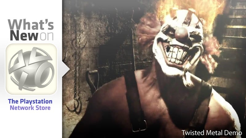 Illustration for article titled Twisted Metal, Syndicate Demos New This Week on the PlayStation Store