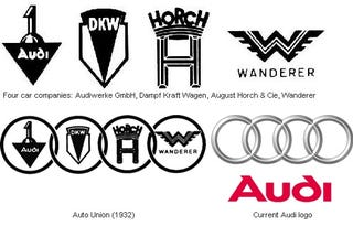Illustration for article titled Automaker Logos