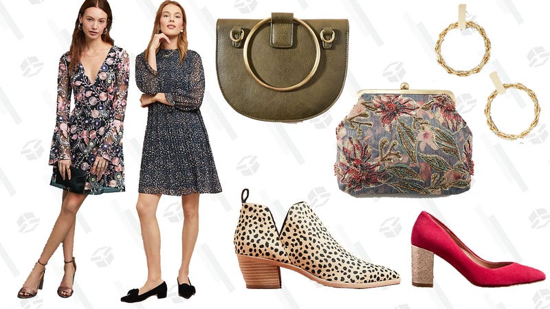 30% Off Dresses, Shoes, and Accessories | Anthropologie