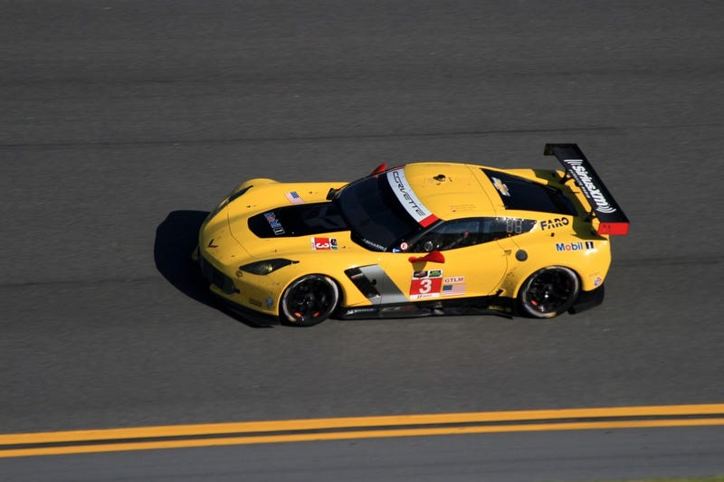 Illustration for article titled Corvette Racing planning to field C7.R for FIA WEC at COTA