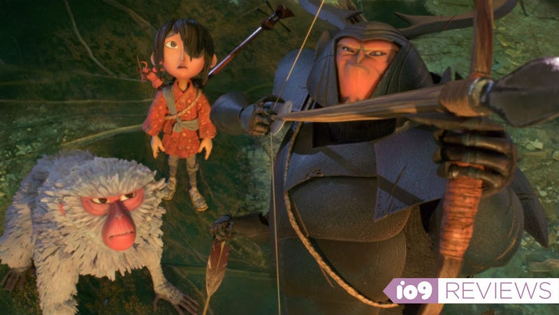 Illustration for article titled Movie Review: Kubo and the Two Strings Is a Beautiful But Slightly Underwhelming Adventure