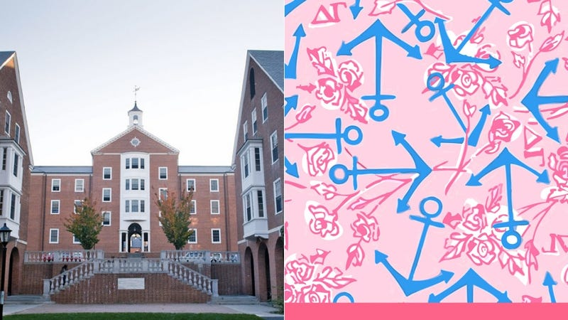 Illustration for article titled Smith College Student Hopes to Form 'Exclusive' Straight Girl Sorority
