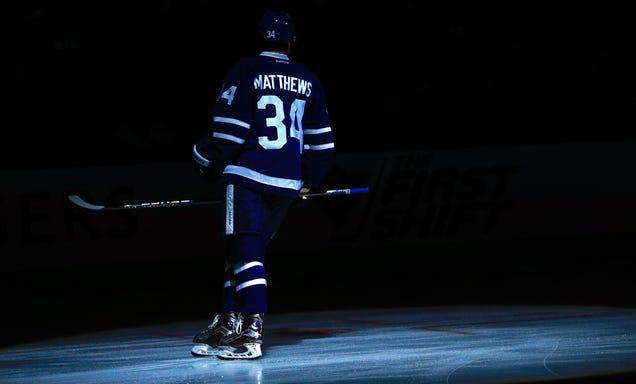 Auston Matthews Is Ready