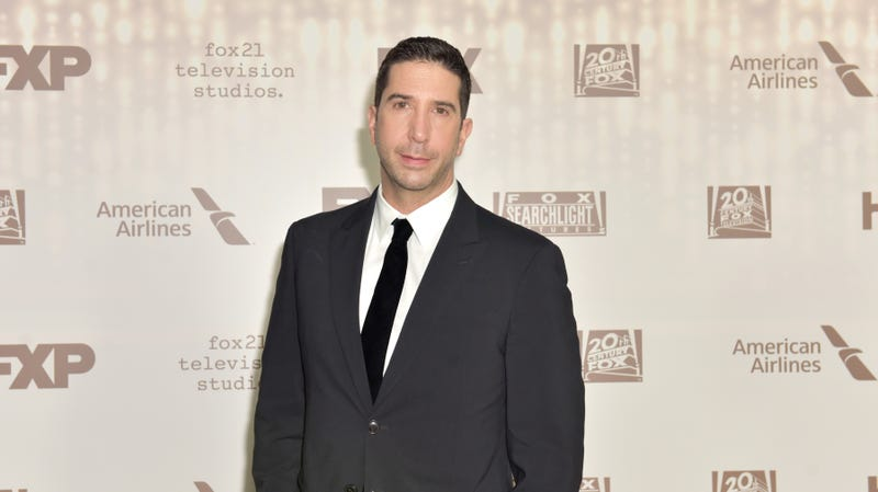 Illustration for article titled There's no Friends revival yet, so David Schwimmer is joining Will And Grace