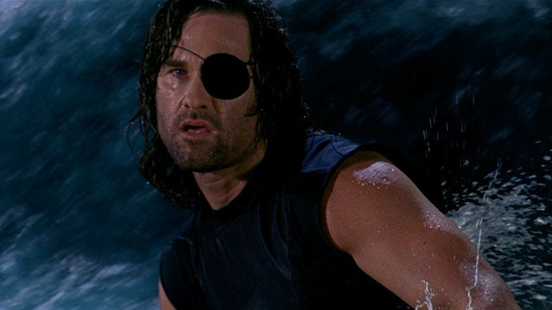 The shot-for-shot symmetry of Escape From New York and Escape From ...