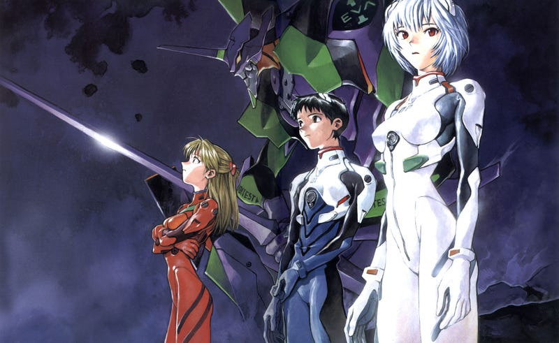 Illustration for article titled Netflix Announces Evangelion 4.44, Replaces Entire Previous Staff