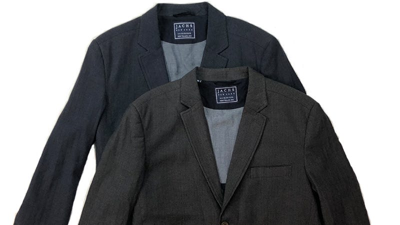 Illustration for article titled Sharpen Up Your Closest With Classic Fitting Blazers Starting at $99 (50% Off)