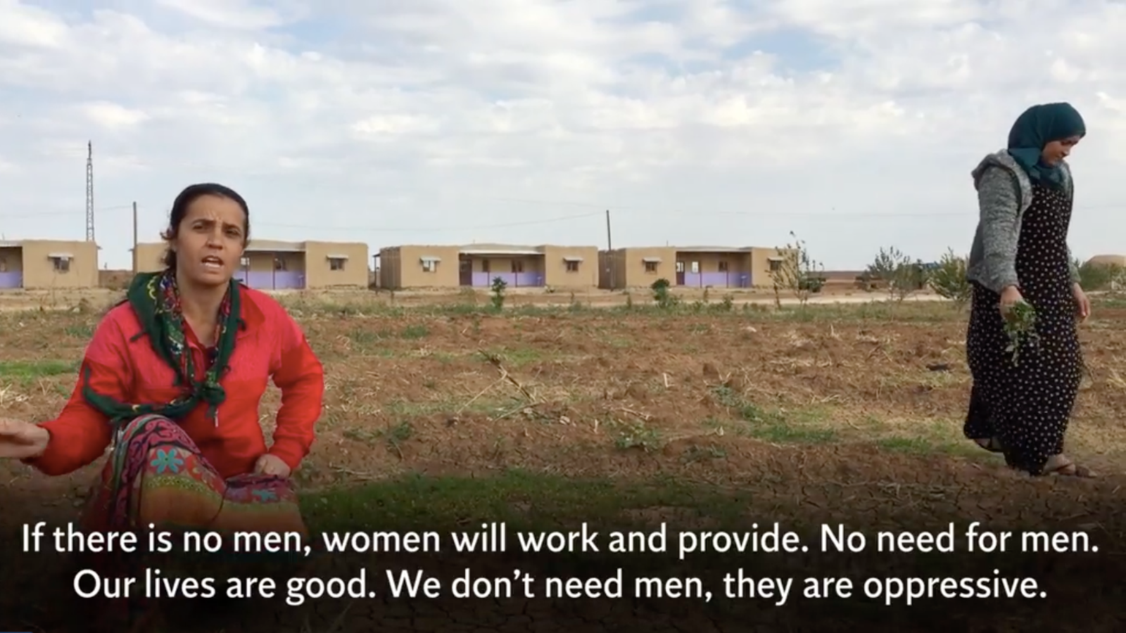 Women in Syria Have Created a Feminist Commune Free of Patriarchy and Capitalism