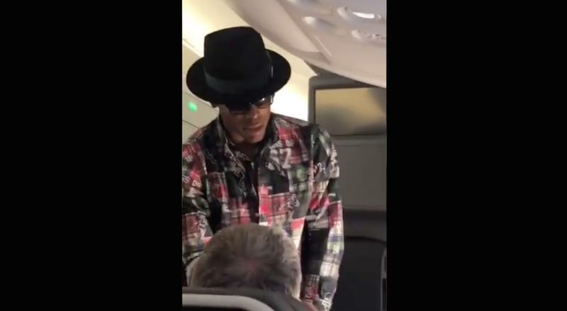 How Much Money Would It Take For You To Give Cam Newton Your Seat On A Flight?