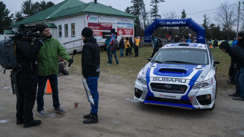 Illustration for article titled CRC 2015 Rally of the Tall Pines Photodump