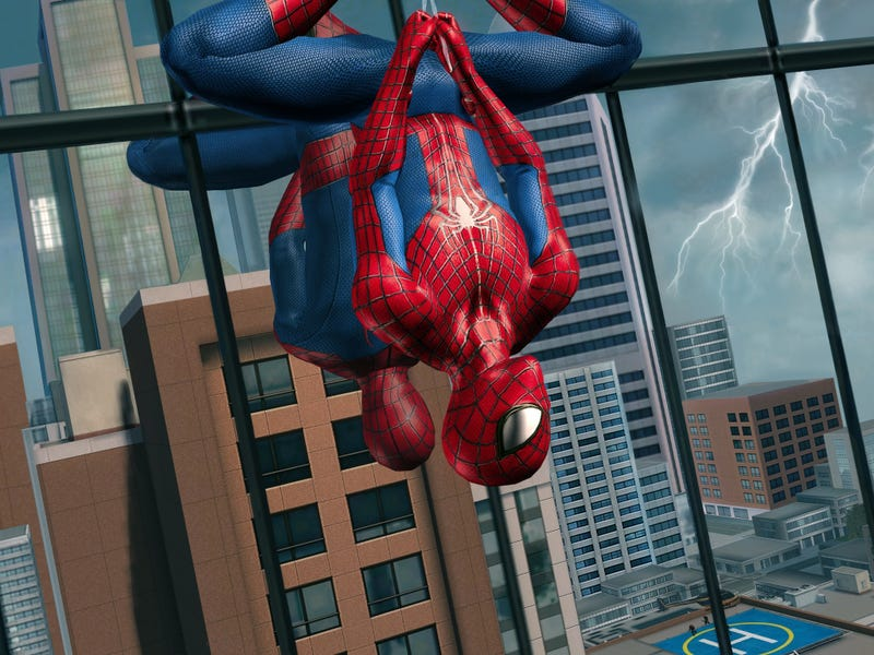 Illustration for article titled The Amazing Spider-Man Takes Another Swing At Mobile Gaming