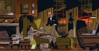 Illustration for article titled The Poetry of Darwyn Cooke