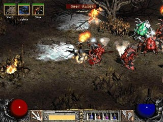Illustration for article titled Blizzard Still Working On Diablo II, Wants Your Input