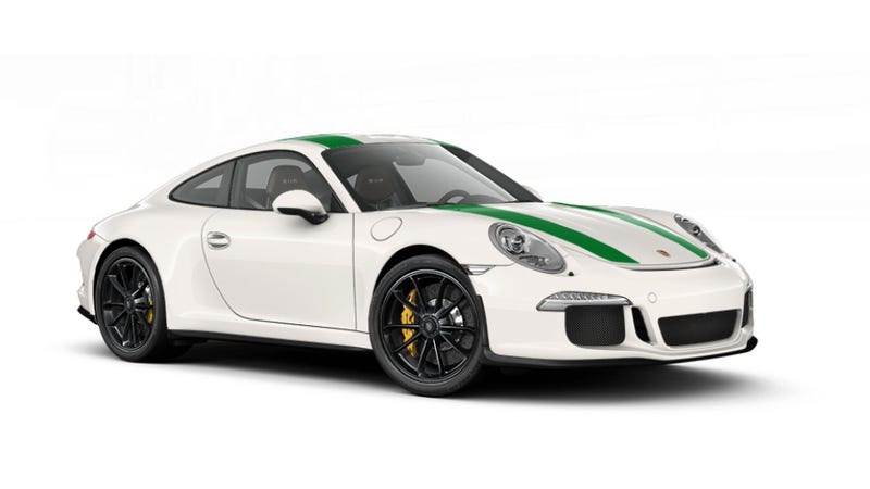 Illustration for article titled My 911R Configuration