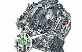 Illustration for article titled Audi Announces Supercharged 3.0L TFSI V6, Officially