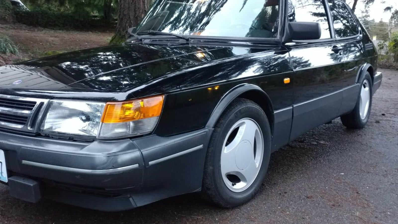 At $8,000, Is This 1990 900 SPG Not The Same Old Saab And Dance?
