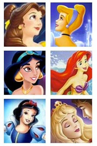Illustration for article titled Shopping For Your Disney Princess Identity