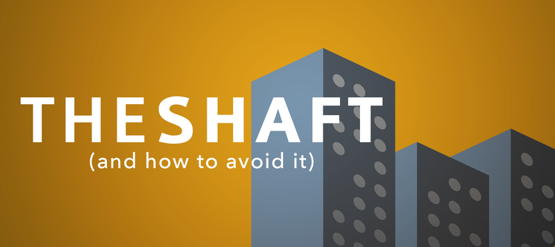 Illustration for article titled Getting Shafted