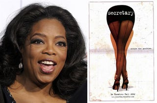 """Illustration for article titled Oprah's """"Steamy"""" New Project"""