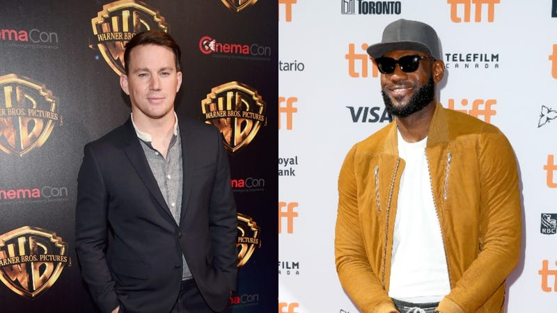 Illustration for article titled LeBron James and Channing Tatum to team up for an action-comedy