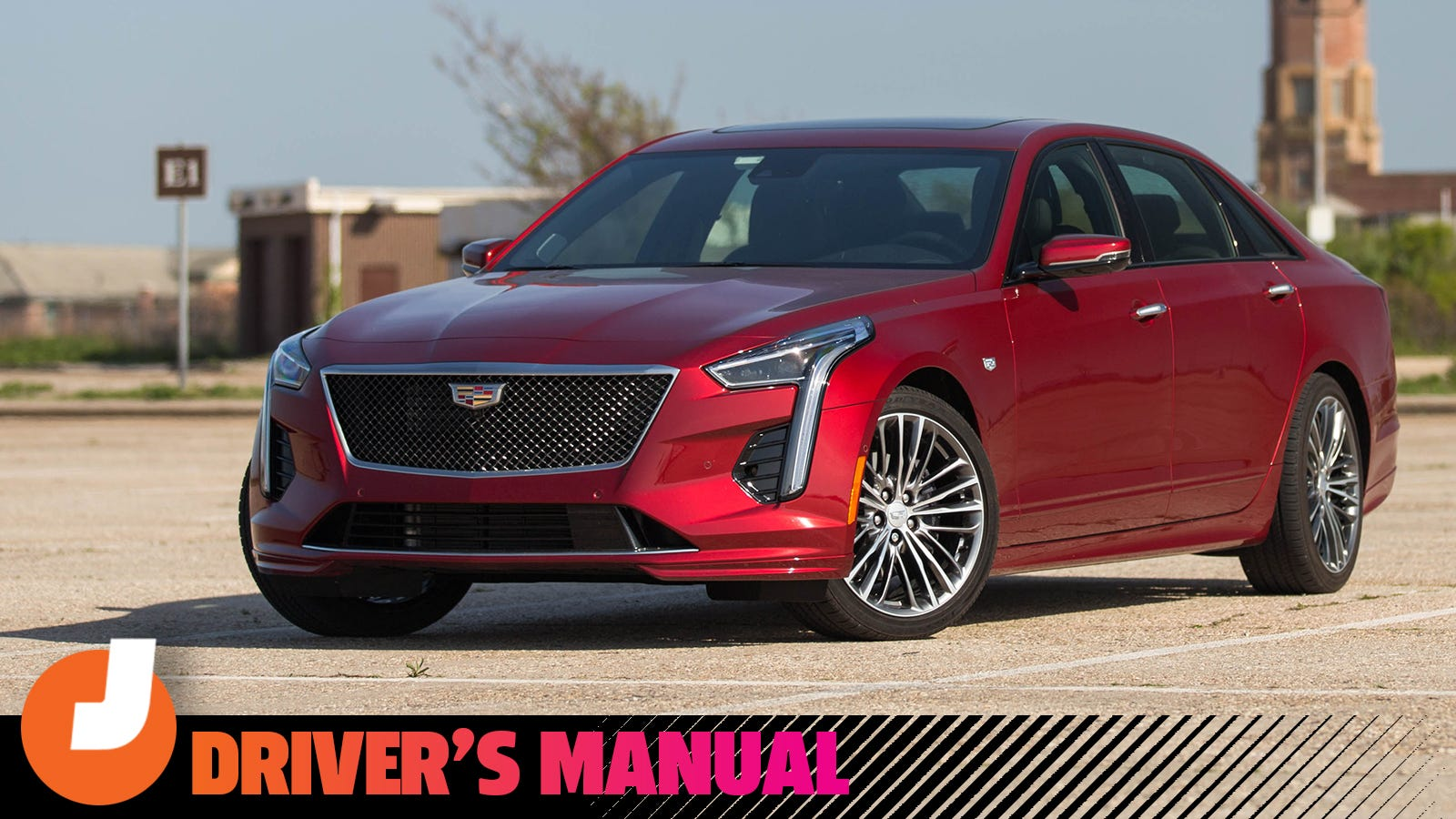 Why The Cadillac CT6 Is A Nearly Perfect Road Trip Car
