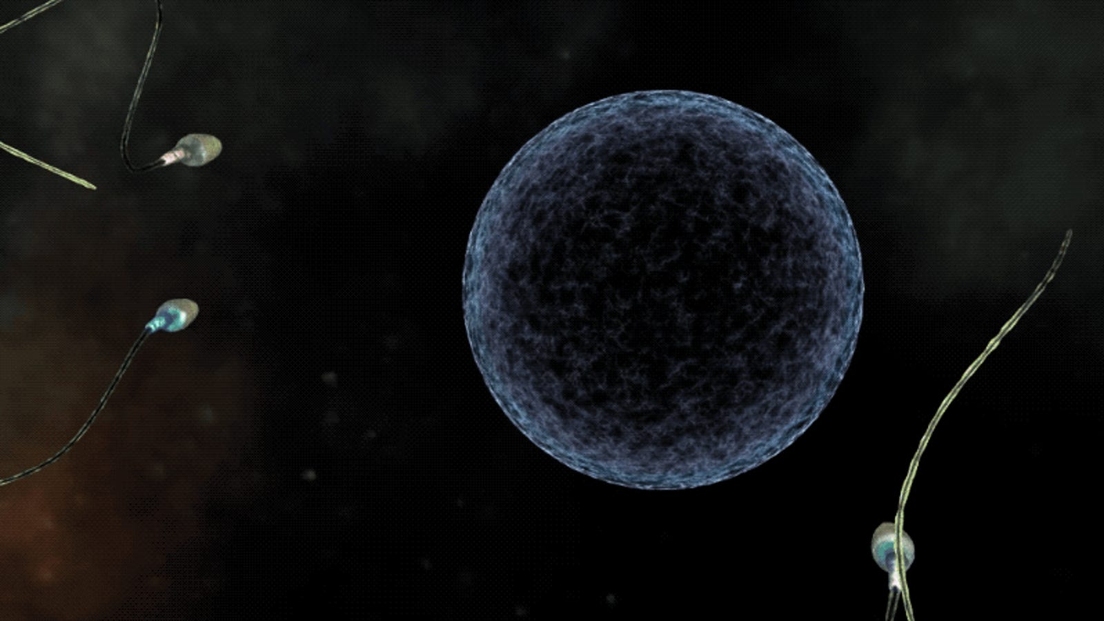 This Star Wars-Inspired Simulation of Human Reproduction Is Awesome