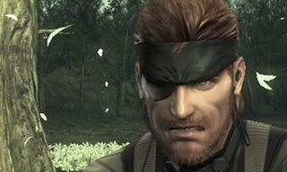 Illustration for article titled Metal Gear 3DS Screenshots