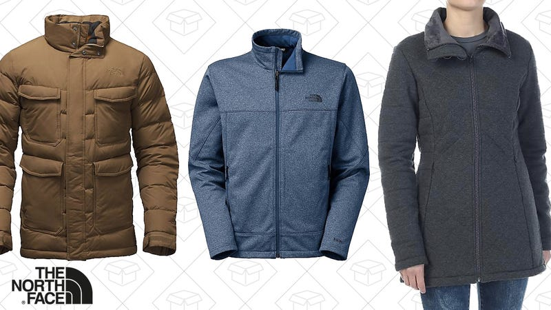 The North Face Sale at Moosejaw plus 10% off all sale items with code NACHO10