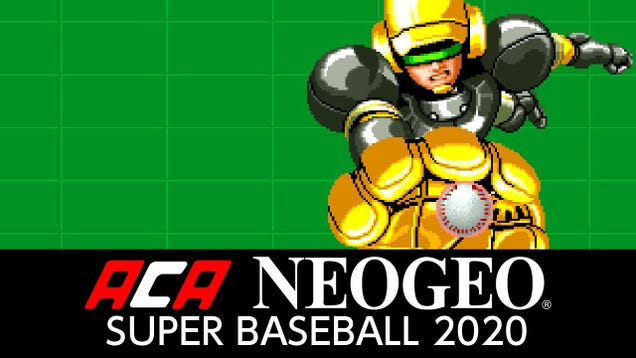 Super Baseball 2020, One Of The Greatest Sports Games Ever Made, Is Coming Back To The PS4 And Xbox
