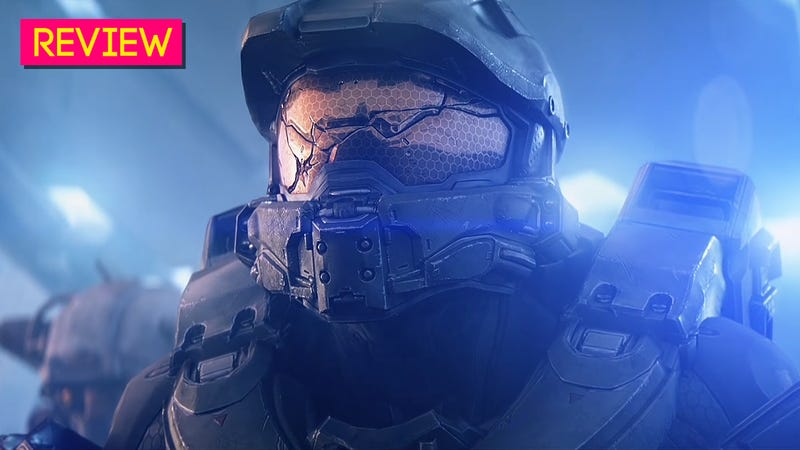 halo 5 multiplayer review