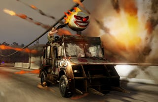 Illustration for article titled Twisted Metal